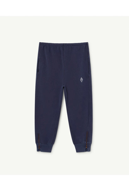 The Animals Observatory trouser panther deep blue