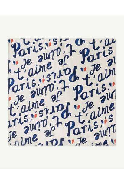The Animals Observatory scarf ray white paris