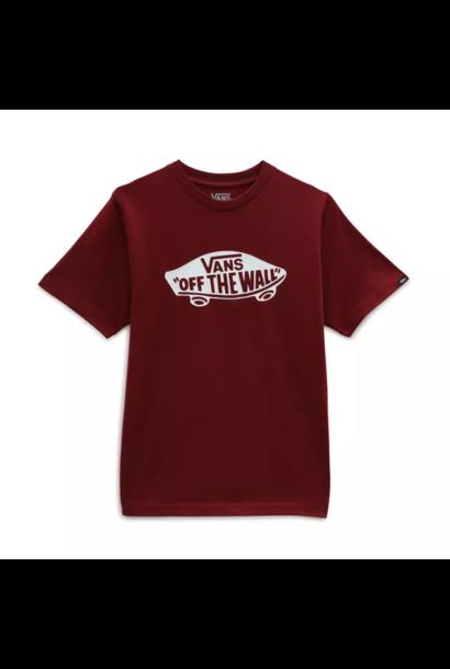 Vans t-shirt pomegranate