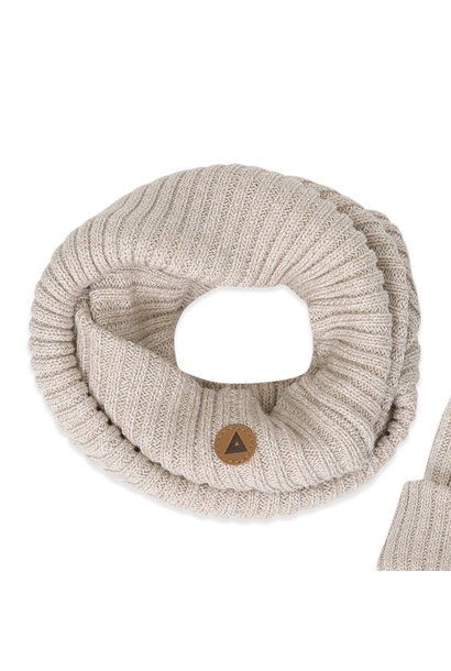 Ammehoela scarf bobbie off white