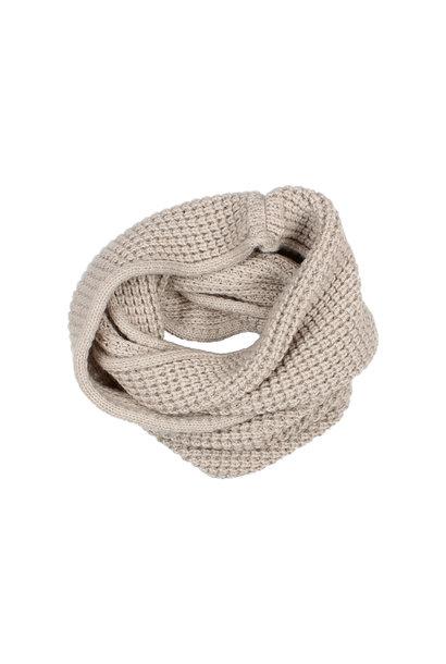 Buho scarf natural