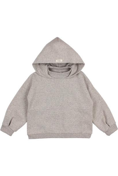 Buho hoodie cozy stone