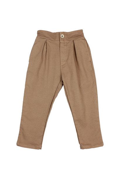 Buho pants mom fit olive