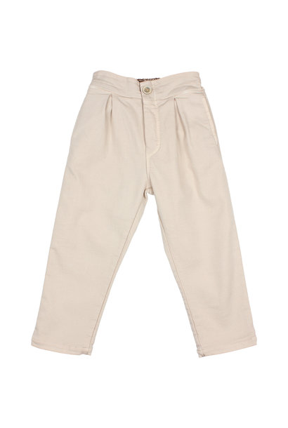 Buho pants mom fit stone