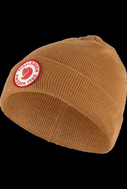 Fjållråven kids beanie logo acorn 6+ jaar