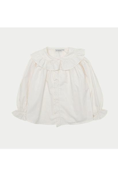 The Campamento blouse romantic