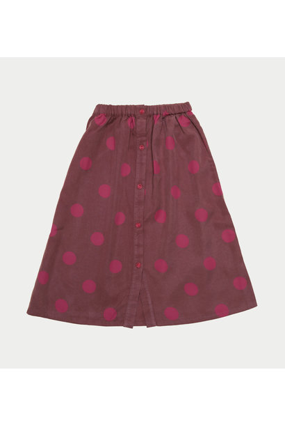 The Campamento skirt with dots