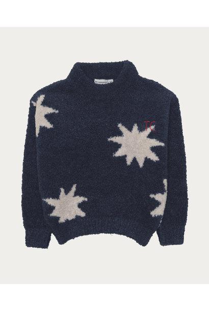 The Campamento sweater stars