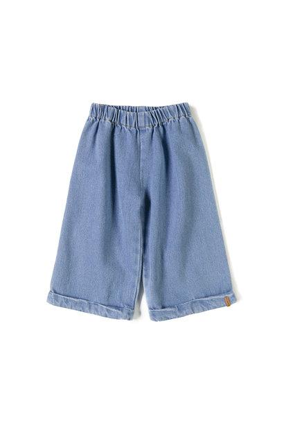 Nixnut wide pants denim