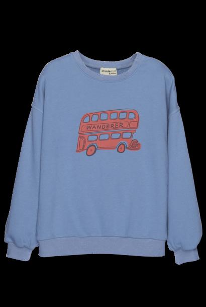 Wander & Wonder sweater bus fog