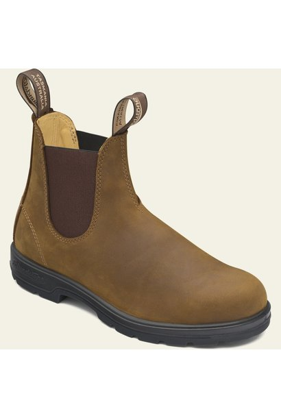 Blundstone boots classic crazy horse brown