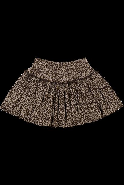MarMar skirt leo sandstone