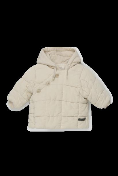 My Little Cozmo jacket innis puffer stone