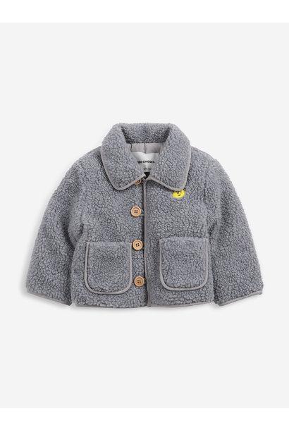 Bobo Choses jacket sheepskin tuscany