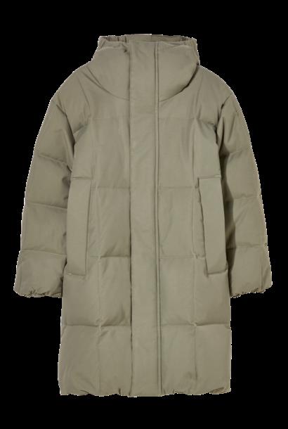 Finger in the nose jacket snowlong light khaki