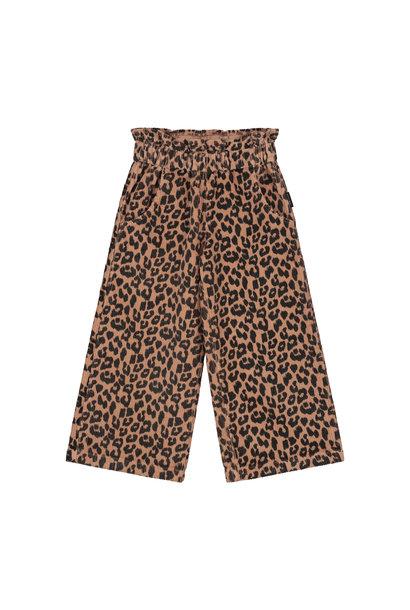 Daily Brat pants bella leopard hazel