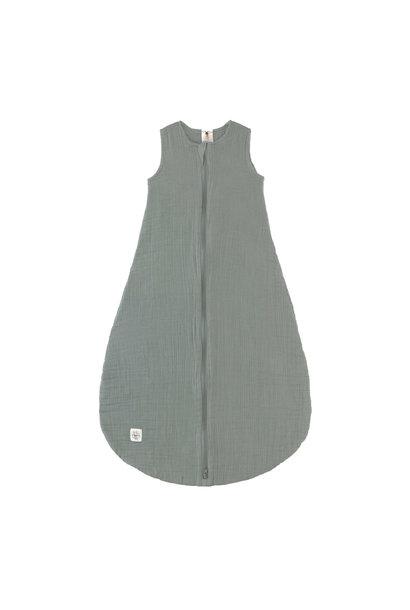 Lässig summer sleeping bag muslin green