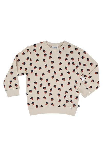 CarlijnQ sweater acorn waffle