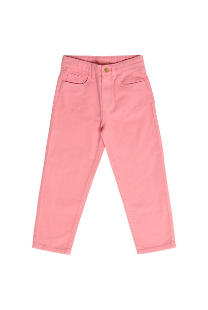 Maed for mini jeans pelican bull bright pink