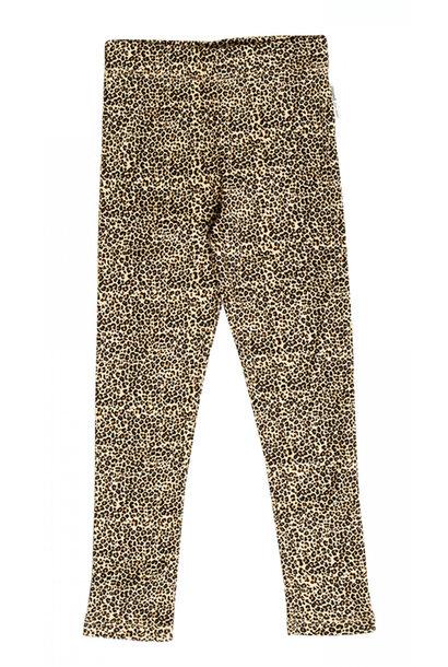 Maed for mini legging lanky lynx leopard
