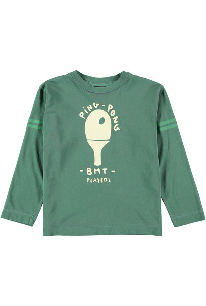 Bonmot t-shirt ping pong greenlake