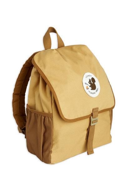 Mini Rodini backpack hike n school beige