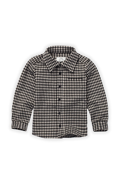 Sproet & Sprout blouse block check black