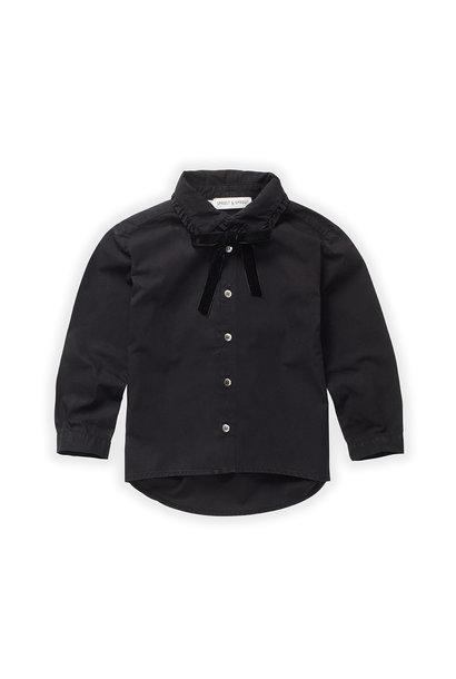 Sproet & Sprout collar blouse bow black