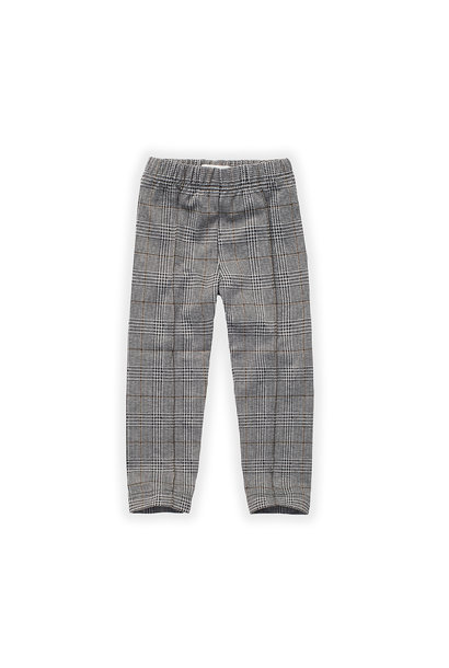 Sproet & Sprout pants fine check black