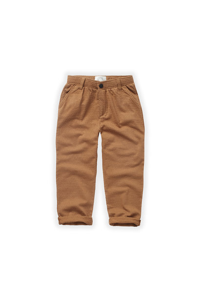 Sproet & Sprout chino pants mustard