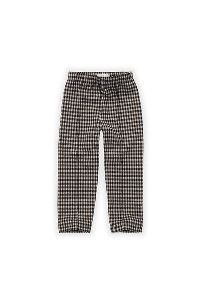 Sproet & Sprout pants block check black