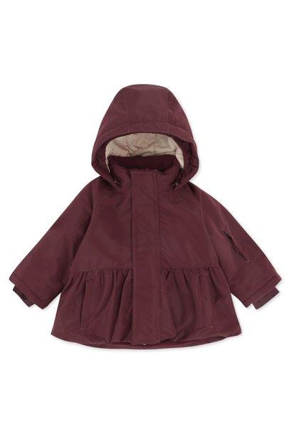 Konges Slojd jacket mismou blackberry
