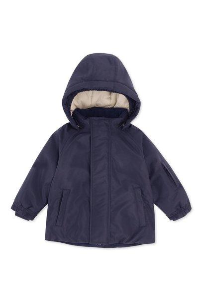 Konges Slojd jacket mismou midnight navy