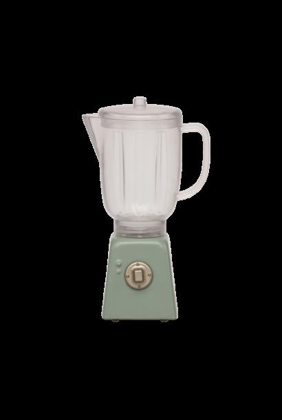 Maileg miniature blender mint