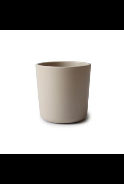 Mushie cup vanilla
