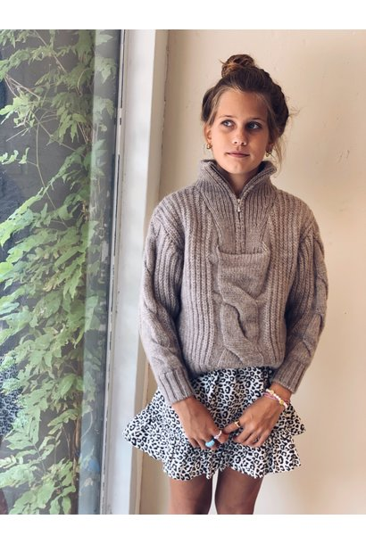 The New Society jumper claudete natural