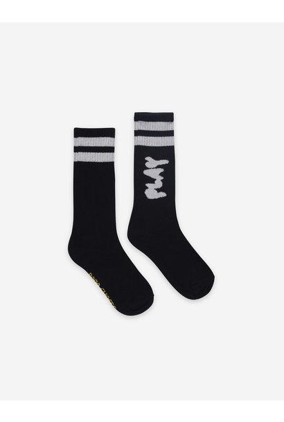 Bobo choses kids play long socks december sky