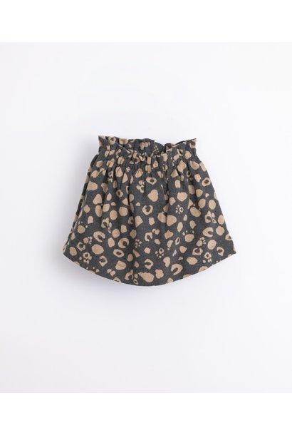Play Up skirt jacquard