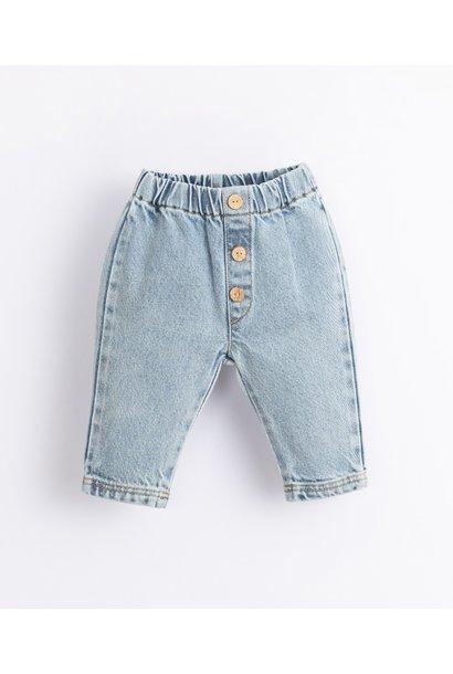 Play Up denim trouser 01
