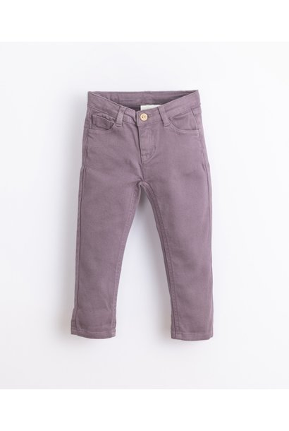Play Up twill trouser lavender