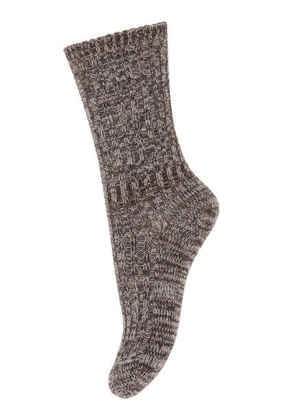MP Denmark socks noa brown sienna