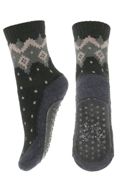 MP Denmark anti-slip socks sigge dusty ivy