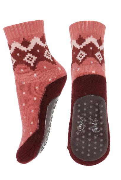 MP Denmark anti-slip socks sigge canyon rose