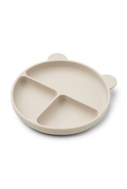 Liewood siliconen bord merrick sandy
