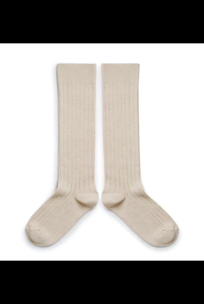 Collegien knee socks la haute doux agneaux