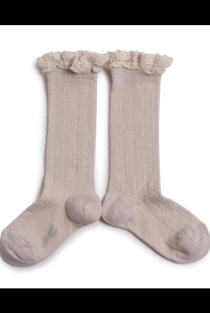 Collegien sokken adeline doux agneaux
