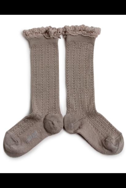 Collegien sokken adeline jour de pluie