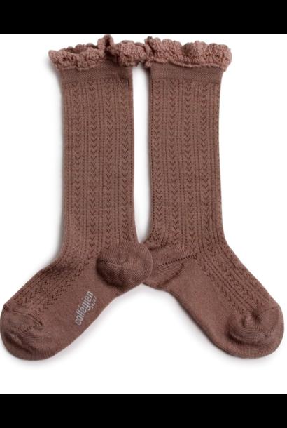Collegien sokken adeline praline de lyon