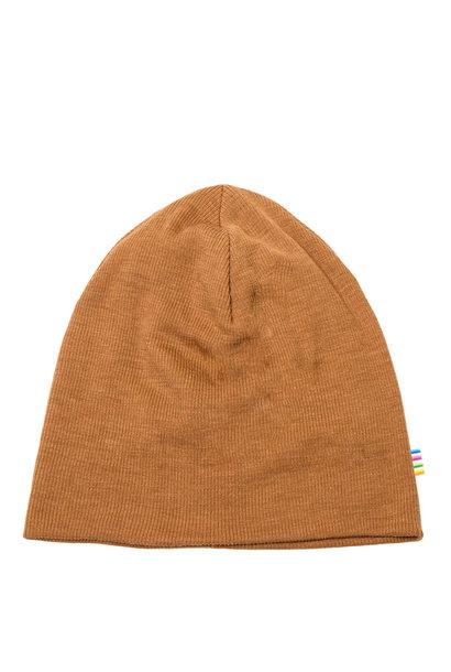 Joha beanie wol double layer da copper
