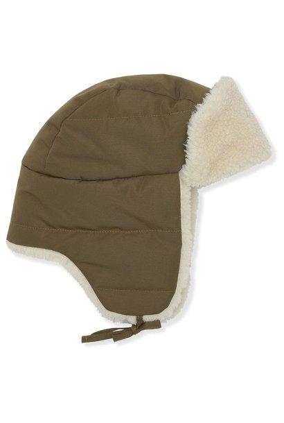 Konges Slojd winter beanie nohr beech